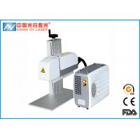 Cheap Acctek Plastic Seal 3D Laser Marking Machine  For Non-metal for sale