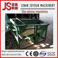 Cheap Big Automatic Peanut Cleaning And Shelling , Peanut Shelling Line for sale