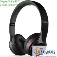 Cheap 2015 New Arrival Solo2 Wireless On-Ear Noise Cancelling DJ Headphones(4 color) for sale