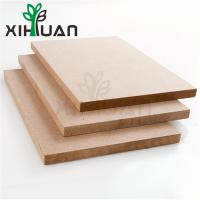 Cheap Plywood MDF Board for Furniture Wood Wall Panel 1830*3660 Decorative Wall Panel MDF From China Factory for sale
