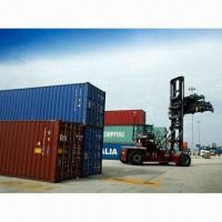 China Shipping Containers Services on sale
