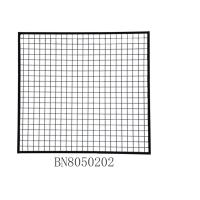 Cheap Dropping Preventing Pallet Rack Back Guard 1125mm *1200mm High Connectable for sale