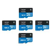 Buy cheap Lexar 16GB 32GB 64GB 128GB 200GB Micro SD SDHC Micro SDXC lot 4K Class10 95MB/s from wholesalers