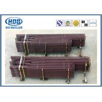 Cheap Anti Corrosion Industrial Boiler Superheater Tube , Fuel Gas Superheater High Speed Heating for sale