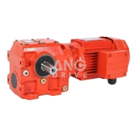 China Electric Geared Motor, Reduction Gearbox Motor, AC Helical Motoreductores on sale