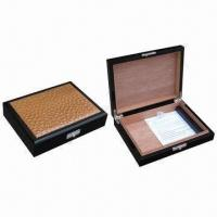 China Travel Cigar Humidor on sale