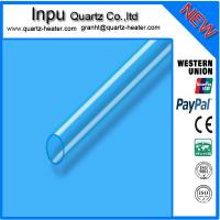 Cheap uv stop quartz tube with different size for sterilizer for sale