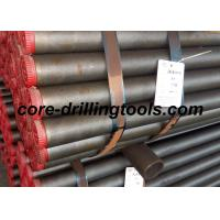 Cheap Thread Wireline Drill Rods Heat Treatment BC BQ Type With Through Wall wholesale
