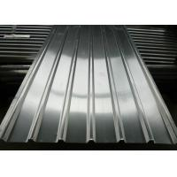 Quality Corrugated 0.5 Mm Aluminium Roofing Sheet Insulated 1060 Alloy Customized Color wholesale