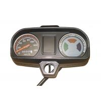 Cheap Universal Motorcycle Gauges For Honda , ABS Motor Gauges For Motor CG125 for sale