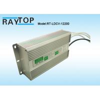 Cheap AC 85 - 265V Input Constant Voltage LED Driver 12VDC Output High Power 200W IP67 for sale