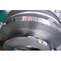 Cheap 2B Cold Rolled 304 Stainless Steel Strip For Construction / Ship Building Industry for sale