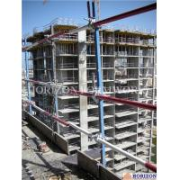 Safety Concrete Formwork Systems Guardrail Post 1.7m Galvanized Finishing