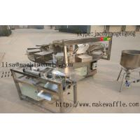 Cheap Automatic Rolled Cone Baking Machine|Sugar Cone Baking Machine For Sale for sale