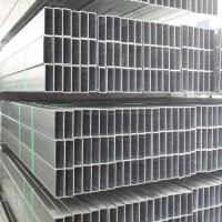 Cheap China factory price mill exporter 20X40mm Pre-Galvanized Steel Tube for Desk Furniture for sale