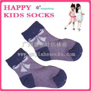 China Design Kindly Cotton Baby Socks Infant Socks on sale