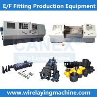 hdpe fusion machine for sale