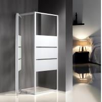 Cheap Side Panel Modular Glass Shower Cabins 800 X 800 X 1850 mm KPN2091 for sale