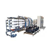 Cheap Simple Structure Brackish Water Plants , Brackish Water Treatment Systems for sale