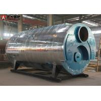 2T Natural Gas Steam Boiler Plc Control System Work Efficiently Safety
