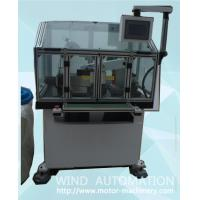 Cheap Commutator face roundness turning machine armature  com fine Lathe with 2 axis servo motor WIND-CT-TH4 for sale