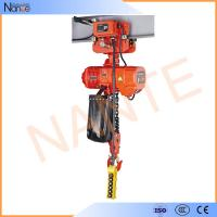 Explosion Proof Electric Chain Hoist With Motor Drive