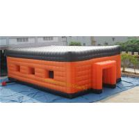 Cheap PVC Large Trade Show Exhibition Inflatable Tent For Advertising for sale