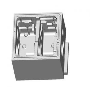 Cheap Customized Design Car Bumper Mold , Aluminium Mold Making Rugged Design for sale