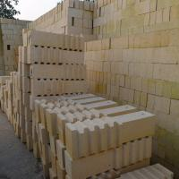 Cheap Anchor Heat Resistance Furnace Bricks High Alumina Good Thermal Shock Resistance wholesale