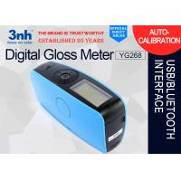 Cheap YG268 Tri Angle Digital Gloss Meter Marble Metal Architectural Ceramic Test Machine for sale