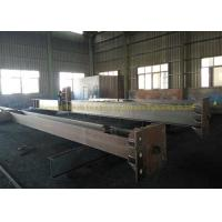 Cheap Hot Rolled JIS / GB Standard Steel H Beam For Ship Building , Bridging for sale