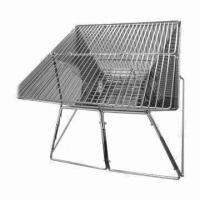 Cheap Portable Foldable Charcoal Barbecue BBQ Grill for sale