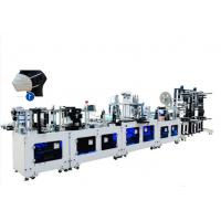 Cheap CE Standard N95 Mask Making Machine 9750*3500*2000mm Smooth Operation for sale