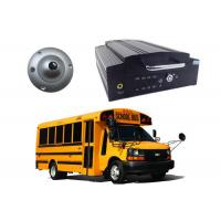 Buy cheap Auto 3G Mobile DVR With GPS , Mobile Dvr Recorder For Fleet Real Time from wholesalers