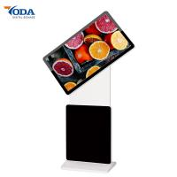Cheap Landscape Rotating Touch Screen Monitor Totem Advertising Display for sale