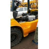 Cheap used but qualified Japan forklift of the Toyota FD45 for sale