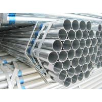 Cheap China welded hdg hot-dip galvanized steel pipe or hot deep galvanised steel tube for sale