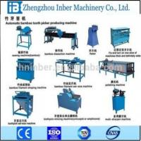 Cheap 2017 hot sale cheap Bamboo/WoodenToothpick Production Line bamboo filament pouch packaging machine for sale