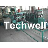 Cheap 18 Groups Forming Roller Stand Upright Rack Roll Forming Machine for Storage Rack for sale