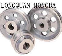 Cheap High Precision Aluminum Belt Pulleys Customized CNC Machined Aluminum Parts wholesale