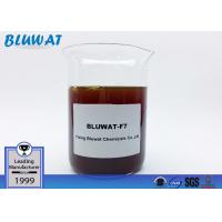 Cheap Bluwat F7 Inorganic Coagulant Water Purifying Chemicals Municipal Industrial Wastewater Treatment for sale
