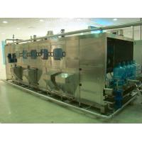 China 9KW Three Heads Bottle Cleaning Machine for Beverage Filling Line on sale