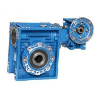 Cheap Compact Lightweight NMRV Worm Gearbox Adapt for IEC / NEMA And SERVO for sale