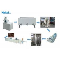 Cheap Easy Handle Automatic Chocolate Making Machine PLC Control Screen 4800kg for sale