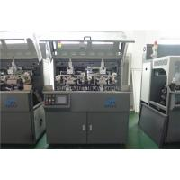 Cheap Three Color Automatic Hot Stamping Machine , 3600Pcs / Hr Auto Stamp Machine for sale