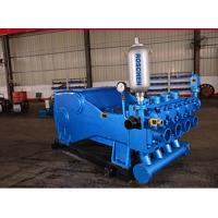China Horsepower 500 KW Horizontal Four Cylinder Triplex Mud Pump for Oilfield Industry on sale