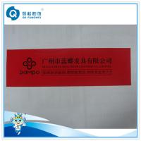 Cheap Red Transfer Customized Printing VOID Boxes Seal Tape In Flat Packing for sale