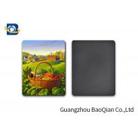 Cheap UV Offset Printing Lenticular Magnet PET Material 0.45mm Thickness ANTI - Scratch for sale