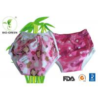 Cheap Reusable Breathable Bamboo Training Pants For Boys Customized Size And Color for sale