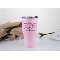 Cheap Hello Kitty 100x200mm 800CC Stainless Steel Vacuum Insulated Mug for sale